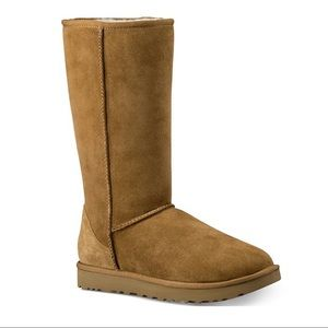 UGG Classic Tall II Boots Chestnut